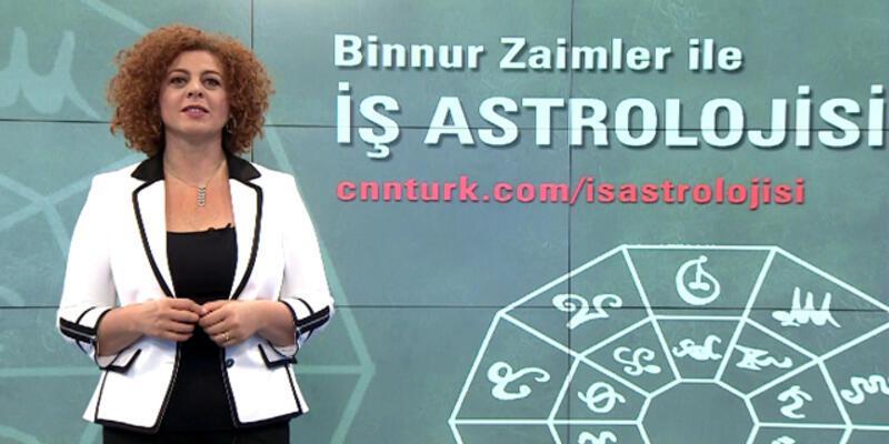 Binnur Zaimler ile İş Astrolojisi - Yengeç