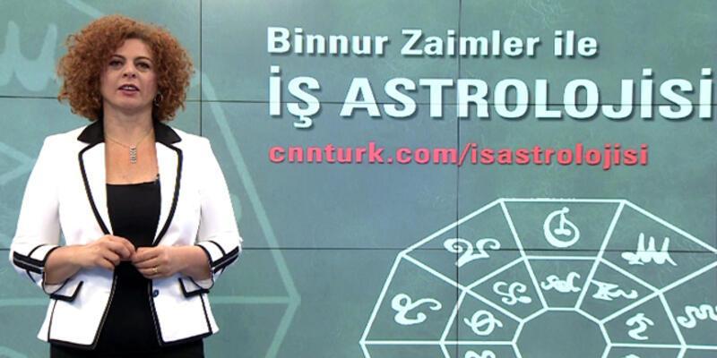 Binnur Zaimler ile İş Astrolojisi - Koç