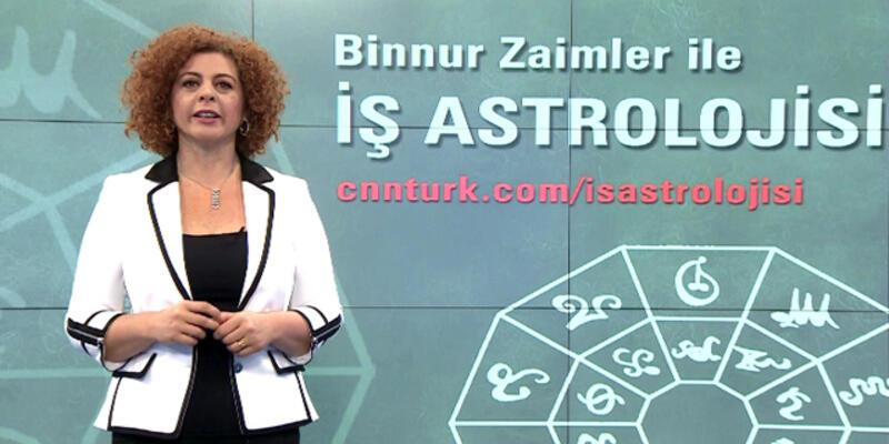 Binnur Zaimler ile İş Astrolojisi - Yay