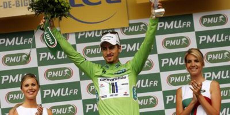 Slovak Sagan'ın zaferi