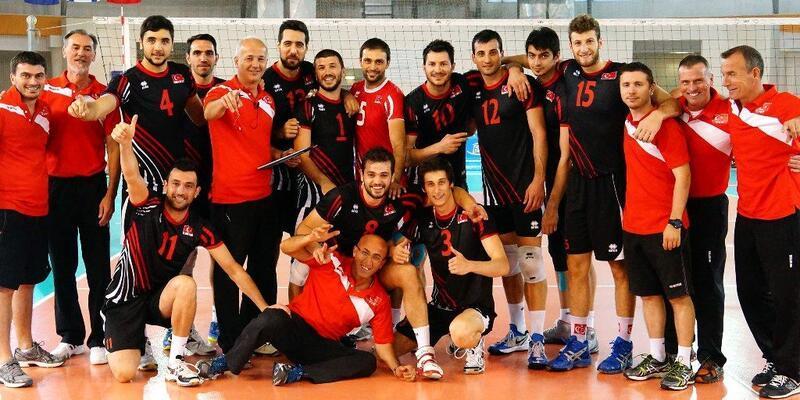 CEV Avrupa Ligi'nde 4'lü finaldeyiz