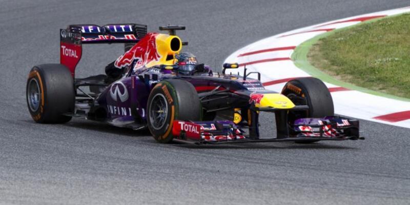 Finişi ilk Vettel gördü