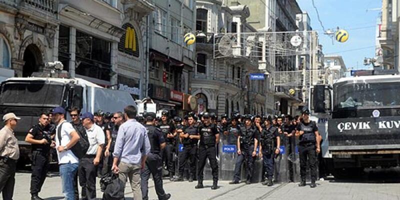 BDP'lilerin yürüyüşüne izin yok
