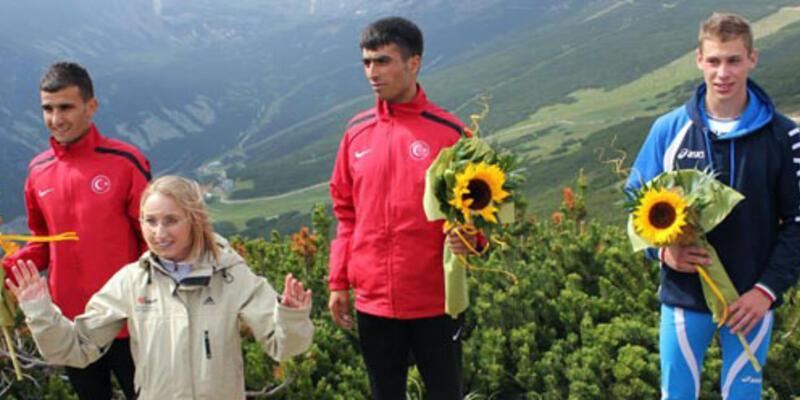 Dağ koşusunda Türkiye'den büyük başarı