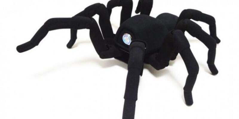 3D yazıcıdan örümcek çıktı