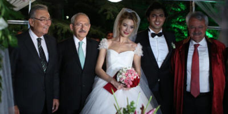 CHP'nin zirvesi nikahta buluştu!
