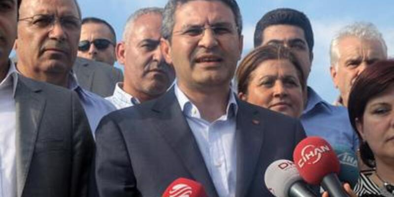 CHP'den Gezi Parkı açıklaması