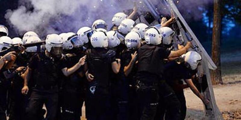 5 ilde Gezi Parkı operasyonu
