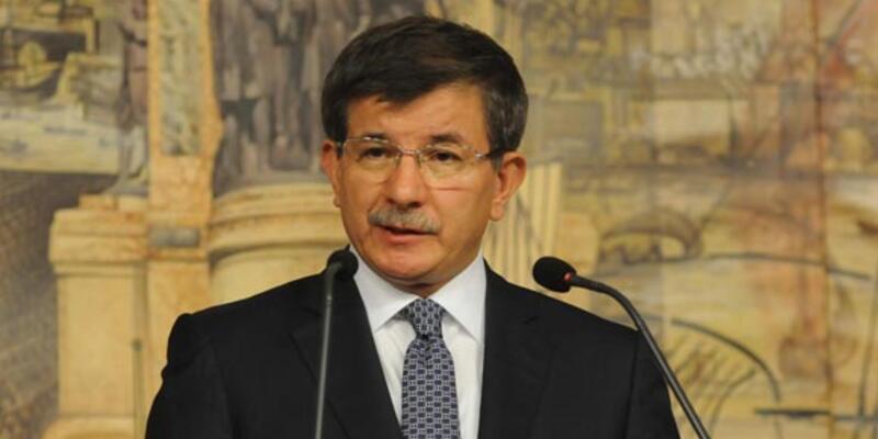 Ahmet Davutoğlu'ndan Mısır açıklaması