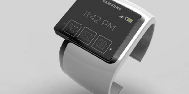Akıllı saat: Samsung Gear