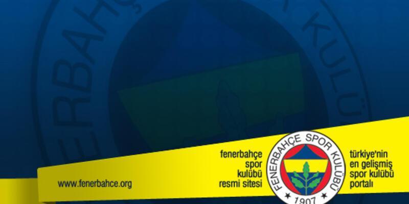 Fenerbahçe'den Kılıçdaroğlu'na teşekkür