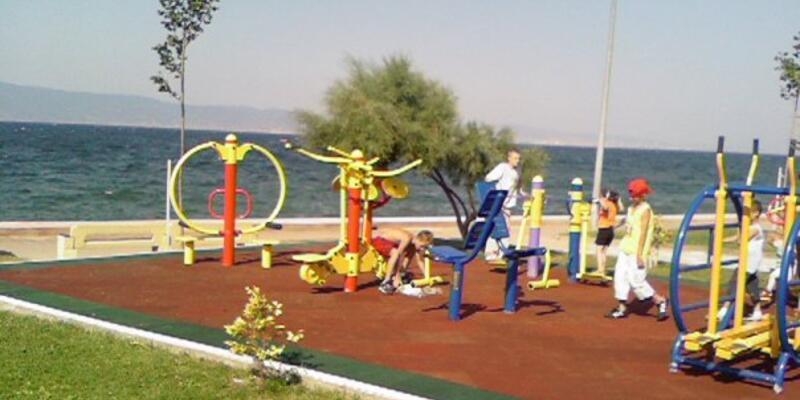 Parklardaki spor üniteleri herkes için uygun mu?