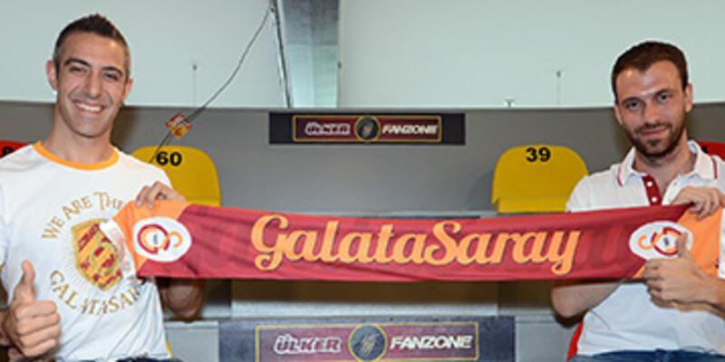 Galatasaray'da voleybolda 2 transfer birden