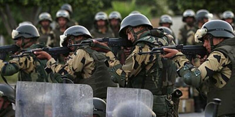 Mısır'da yönetim orduda