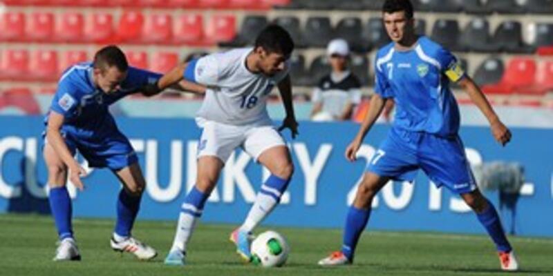 Özbekistan'ın zaferi: 3-1