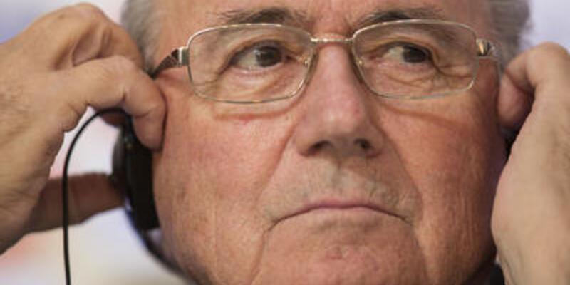 Blatter'dan Brezilya'ya övgü