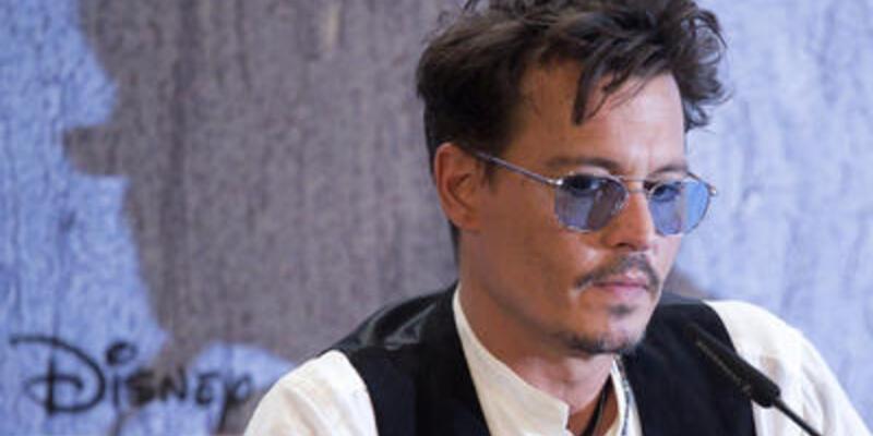 Johnny Depp 50 yaşında...