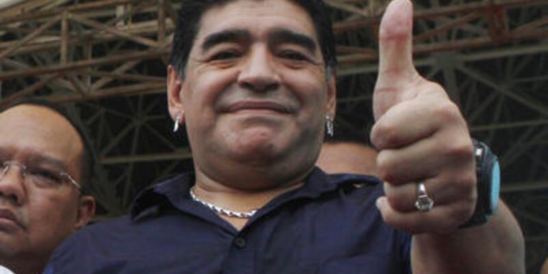 """Maradona: """"İspanya, Brezilya'ya kaybetmezdi..."""""""