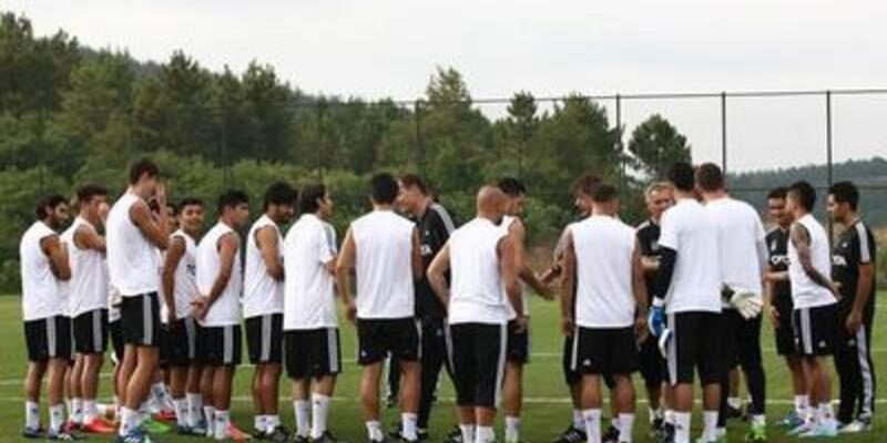 Beşiktaş'ın Almanya kampı başladı