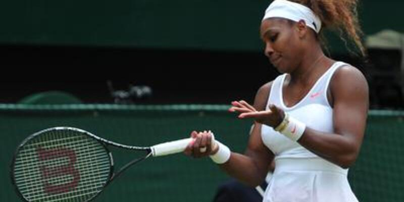 "Serena Williams: ""Daha iyi oynamalıydım"""