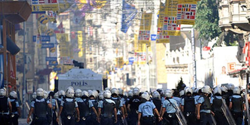 """AK Parti'ye """"Gezi Parkı sosyal medya raporu"""""""