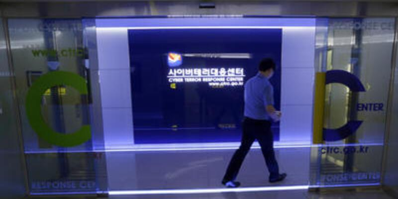 Güney Kore'ye siber şok!