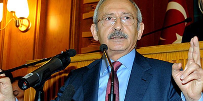 """Kılıçdaroğlu sert konuştu: """"Namert!"""""""