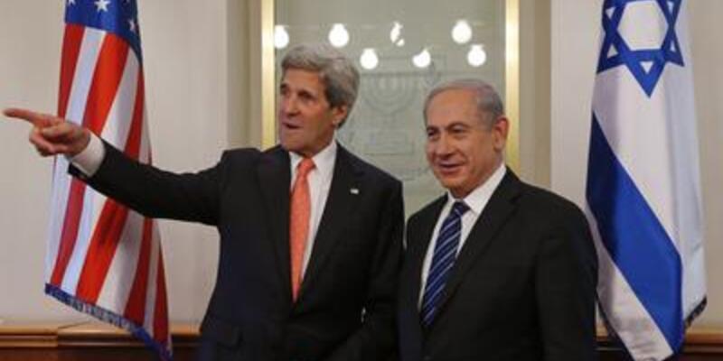 Kerry'nin İsrail ziyareti ertelendi