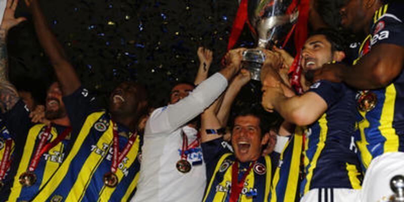Fenerbahçe 6. kez kupayı kazandı