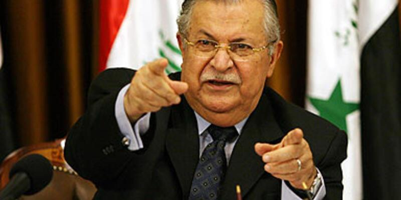 Talabani'yi hastanelik eden ses kaydı!