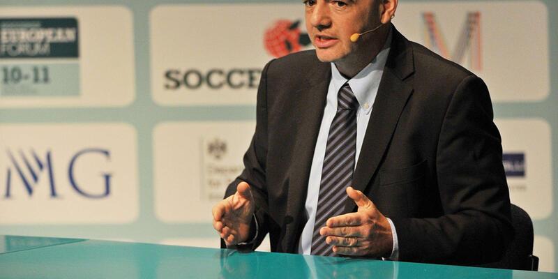 Infantino seçilirse Dünya Kupası 40 takımla oynanacak