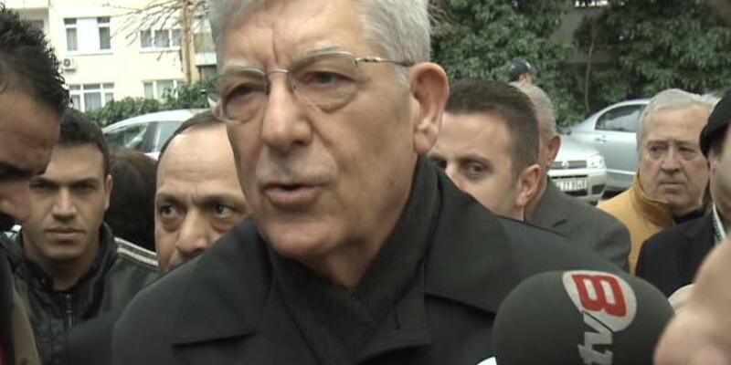 """Tolon, """"Özal"""" soruşturmasında ifade verdi"""