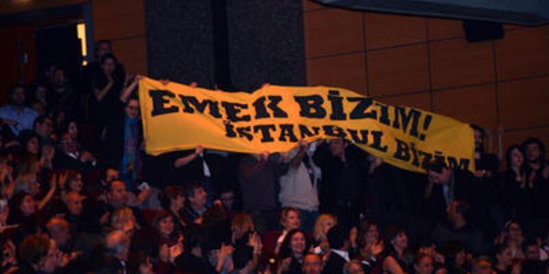 İstanbul Film Festivali'ne coşkulu açılış