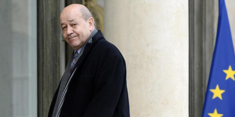 Fransa Savunma Bakanı Ankara'da