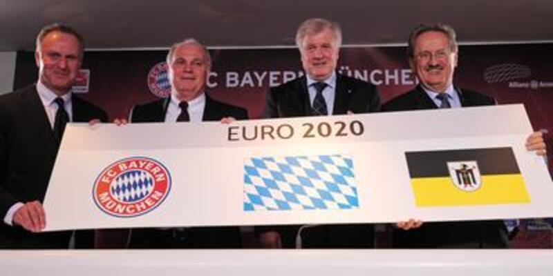 EURO 2020 kesin olarak 13 ülkede oynanacak