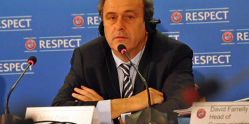 UEFA'dan ırkçılığa sıfır tolerans