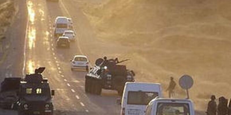 Mardin'de el yapımı patlayıcı bulundu