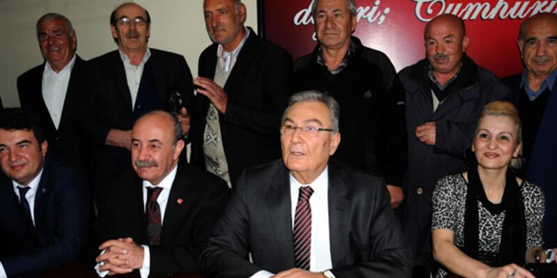 Deniz Baykal'dan CHP'de birlik açıklaması
