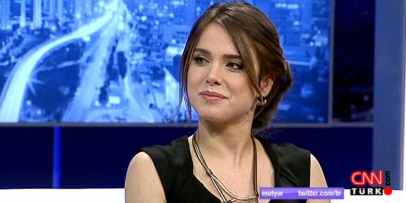 """Ceyda Ateş: """"Kenan İmirzalıoğlu ile oynamak istiyorum"""""""
