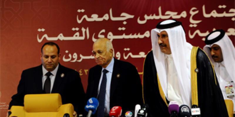 Arap Birliği'nden silahlandırma kararı