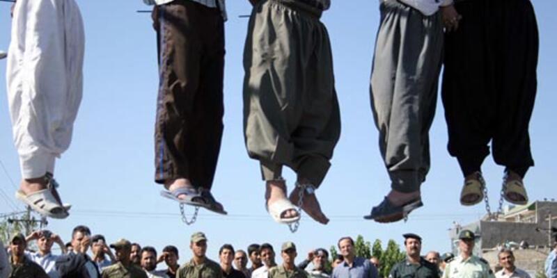 İran'da 6 kişiye tecavüzden idam cezası