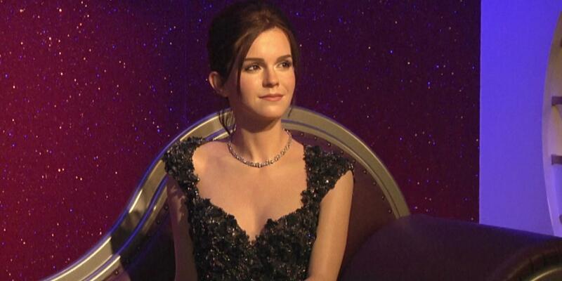 Emma Watson Madame Tussauds'da