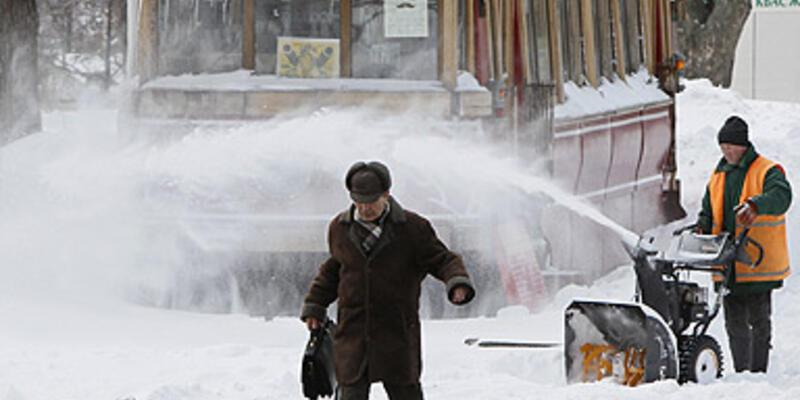 Doğu Avrupa donuyor!