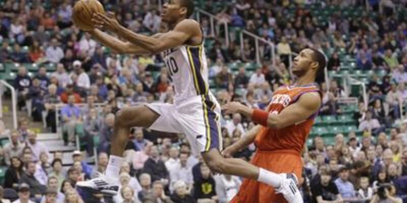 Utah Jazz bu kez kazandı