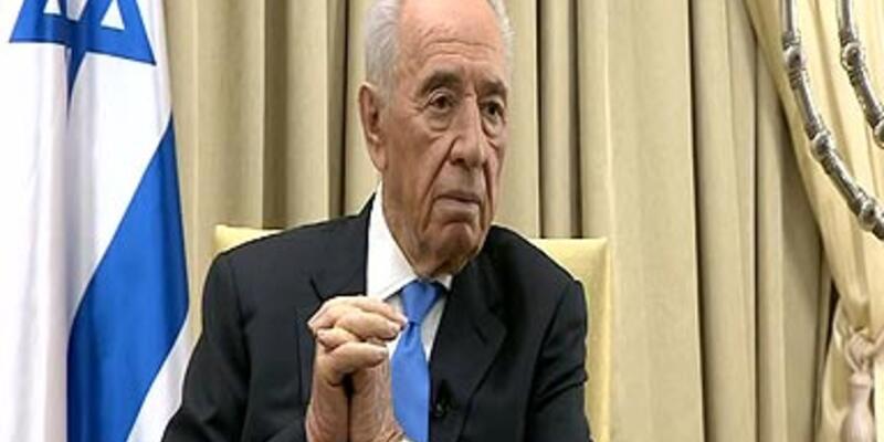 Şimon Peres CNN TÜRK'e konuştu