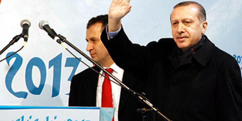 """Erdoğan: """"Hak yerini buldu"""""""