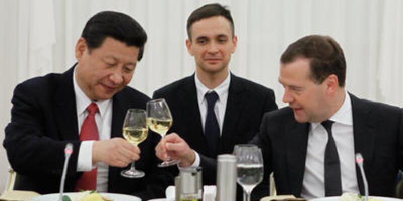 """Çin ile Rusya'dan """"işbirliği"""" mesajı"""