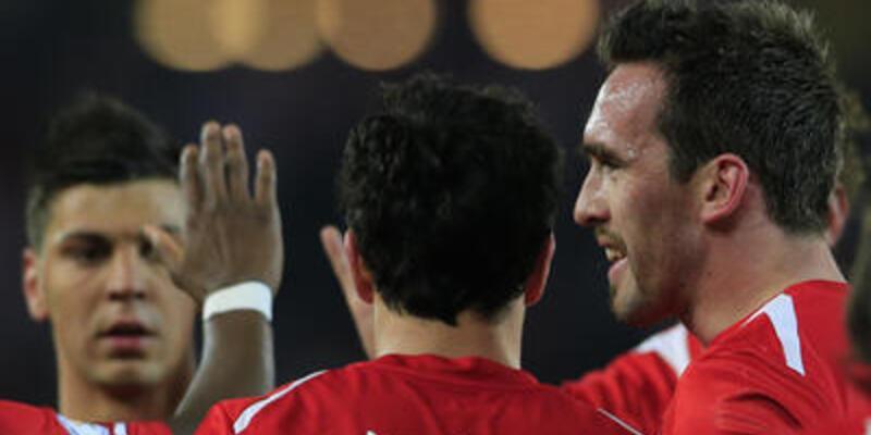 Avusturya gol yağdırdı
