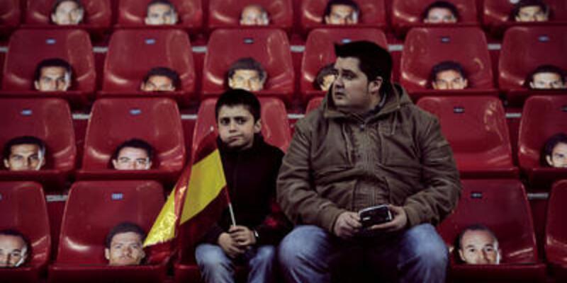 İspanya sahasında şoke oldu!