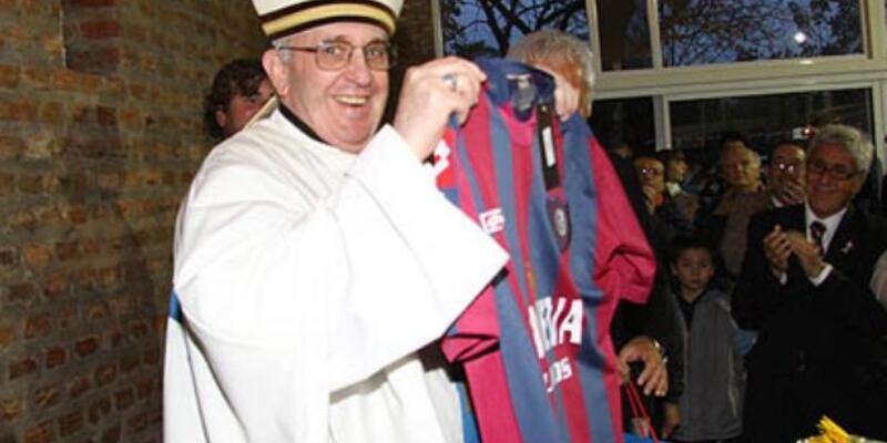 "Messi ""Papa""yla gurur duyuyor"